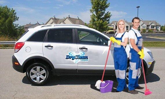 Serviços de Limpeza DryClean Carpete