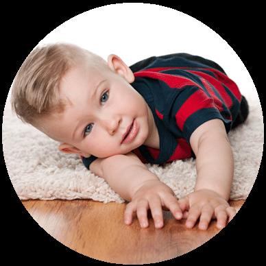 Limpeza e higienização de tapete