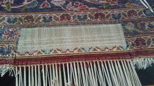 Restauro de tapetes