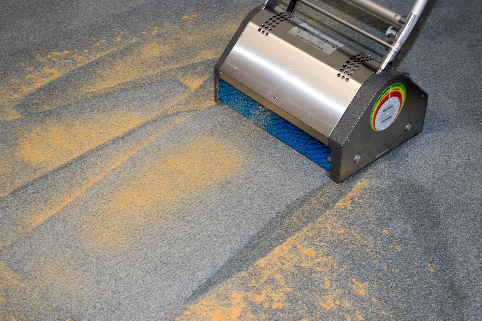 Limpeza de Carpete de Escritório