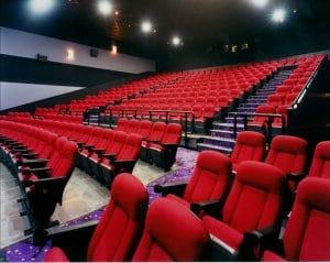 Limpeza de Poltronas e cadeira de Cinema