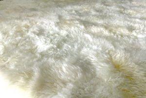 Como lavar tapete de lã