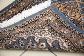 restauração tapete persa